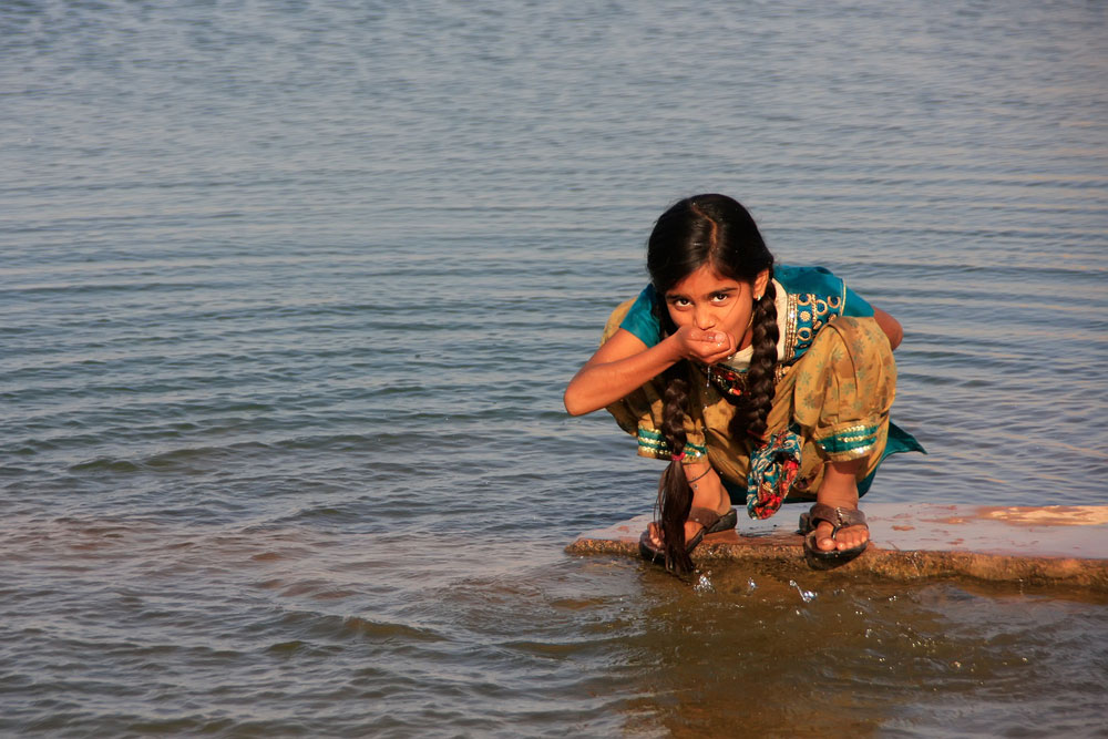 Essay on water scarcity in india