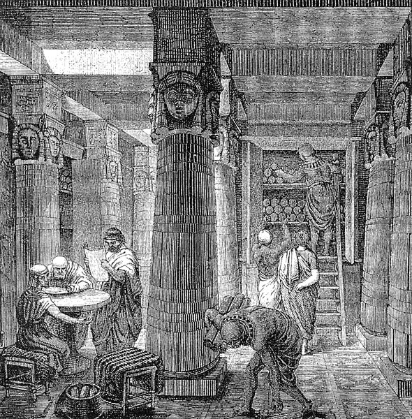 The_Great_Library_of_Alexandria_O._Von_Corven_19th_century.jpg