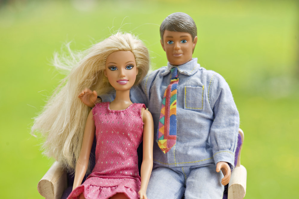 barbie and ken effect on kids Kids hair fun hair games sunbathing has bigger effect on skin these days ken and barbie: love story: here's the mirror.