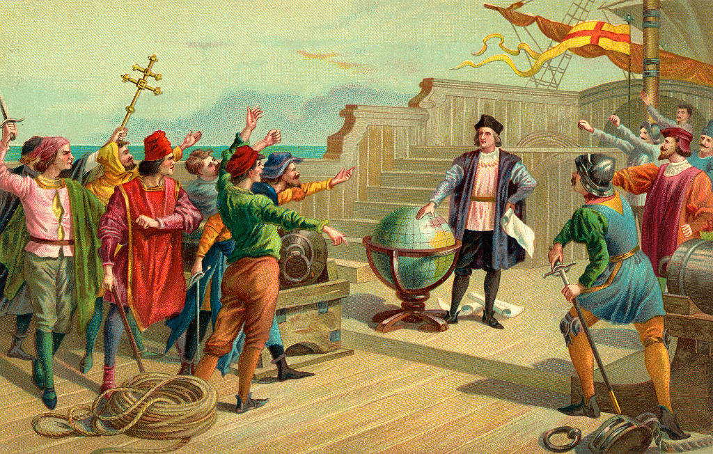 an analysis of the topic of the christopher columbus View test prep - columbuss letter document analysis sheetpdf from history 101 at winter park high document analysis.