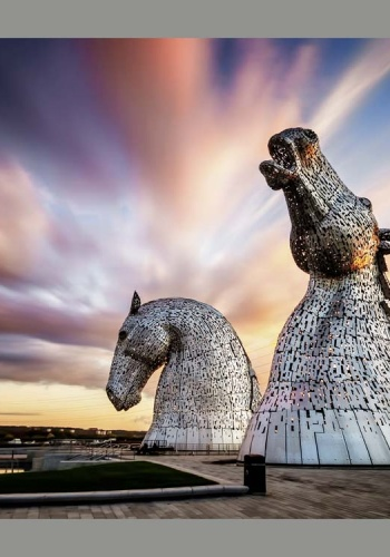 The Kelpies / Великобритания, Фолкерк
