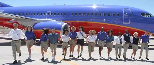 discuss the corporate culture at southwest airlines Workforce procedures and maintenance productivity at southwest airlines  southwest airline's corporate culture makes our people feel good.