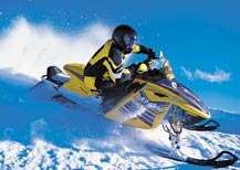 Снегоход Ski-Doo MX-Z REV