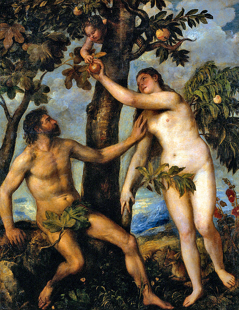 avatar and adam and eve